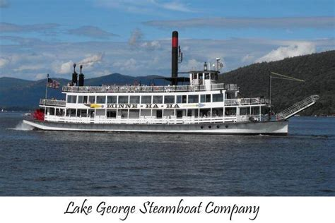Steamboat Lake George by Motels And Lodge In Lake George Ny Usa Lido Motel