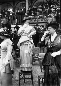 France. Longchamp, 1914 . | 1910's lifestyle & real life ...