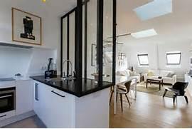 Ouverture Cuisine Salon. ouverture de la cuisine sur le salon ...