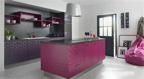 cuisine couleur couleur meuble cuisine tendance ides pour la cuisine