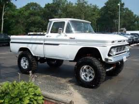 66 Chevy Truck 4x4 for Sale
