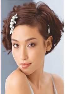 coiffure de mariage cheveux court des idées de coiffure de mariage pour cheveux courts coiffure courte