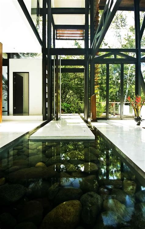 Homes With Indoor Ponds by Amenities Every Home Dhould Own Ultra Chic House