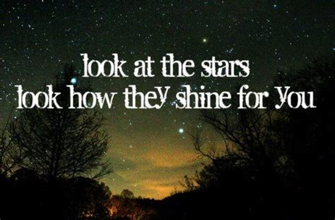 Quotes Coldplay Yellow. Quotesgram