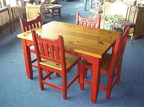 mexico southwest style dining set tables chairs china cabinets mexican kitchen decor