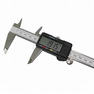 150mm  6inch Lcd Digital Electronic Vernier Caliper Gauge