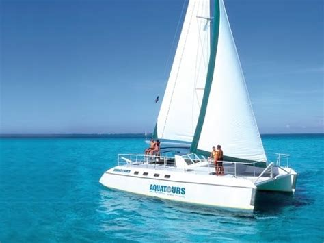 Chagne Catamaran Cozumel by Swim With Dolphins In Cozumel Doovi