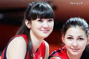 Сабина Алтынбекова слишком красива для игры в волейбол ...