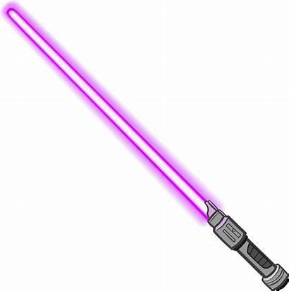 Lightsaber Wars Transparent Purple Luz Sable Violeta