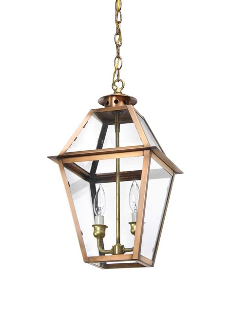Charleston Collection  Ch26 Hanging Copper Light