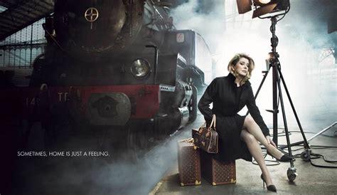 Catherine Deneuve On Louis Vuitton Journey