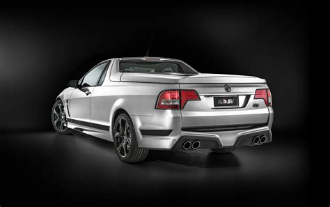 hsv clubsport maloo  grange sv launched limited