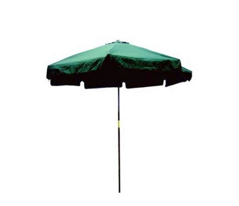 Patio Umbrella With Wind Vents New 3m Garden Parasol Umbrella Wind Vent Valance Pulley 8