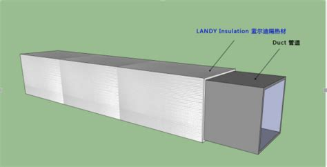 insulation  ac air ducts wrap hvac ductwork  basementinsulating ductwork heating hvac