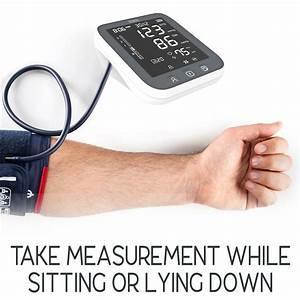 Upper Arm Blood Pressure Monitor K990 Pro  U2013 Drkea