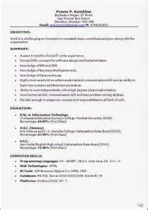 resume format for freshers mba hr downloads cabin crew cv sle