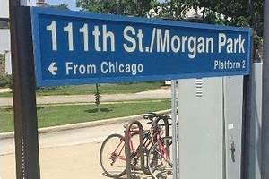 Metra Closing 111th Street Station Ticket Office In Morgan ...
