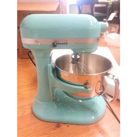 Kitchenaid Mixer Aqua Sky by Kitchenaid Kp26m1xaq5 Professional Series 6 Quart Stand