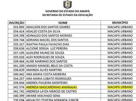 lista de convocados morar 2015 g1 aprovados em sele 231