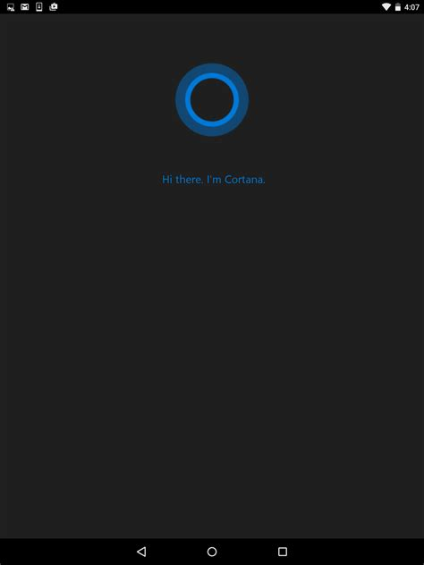 cortana on android cortana for android leaks microsoft suggests a tester in