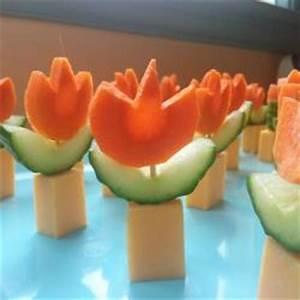 Gemüse Krokodil Anleitung : kindergeburtstag fingerfood alle rezepte deutschland ~ Markanthonyermac.com Haus und Dekorationen