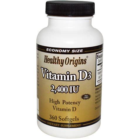 vitamin d l healthy origins vitamin d3 2 400 iu 360 softgels