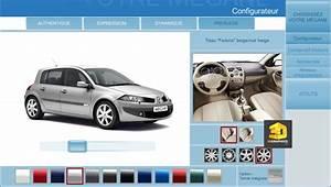 Configurateur Renault Megane : configurateur 3d archives 3dgraphiste fr ~ Medecine-chirurgie-esthetiques.com Avis de Voitures
