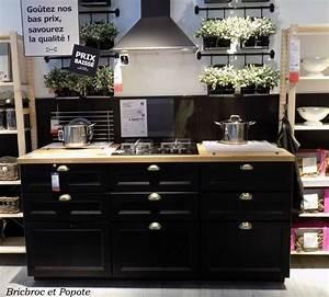 Poignée Coquille Noire : ouverture ikea orleans bric broc et popote pinterest ~ Teatrodelosmanantiales.com Idées de Décoration
