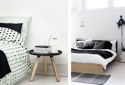 chambre en noir et blanc ophrey com chambre bois noir et blanc prélèvement d