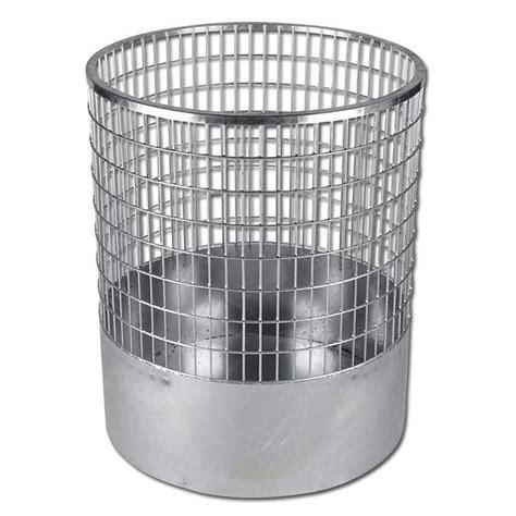 Abfallbehälter  Stahl Verzinkt  Gitter Oder Blech  Bis 120 Liter