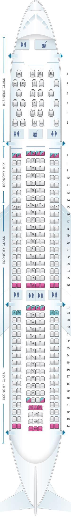 swiss siege seat map edelweiss air airbus a330 300 seatmaestro