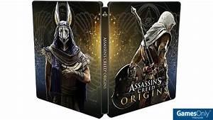 Merchandise - Assassins Creed Origins Sammler Steelbook