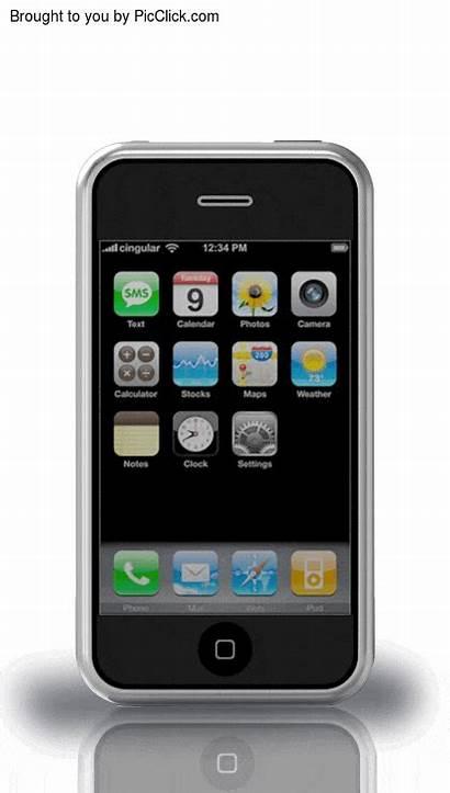 Iphone Evolution Picclick 2007 Apple Phone Gifs