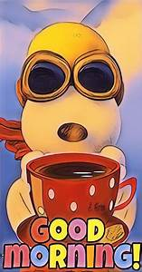 Good Morning Snoopy : coffee snoopy good morning picture pictures photos and images for facebook tumblr pinterest ~ Orissabook.com Haus und Dekorationen