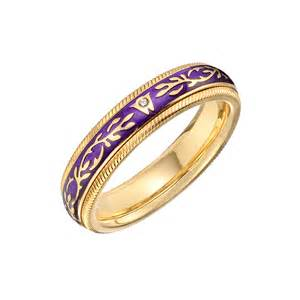 wedding rings set wellendorff quot violet quot ring betteridge