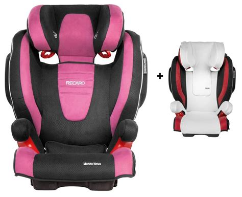 Recaro Child Car Seat Monza Nova 2 Seatfix Including