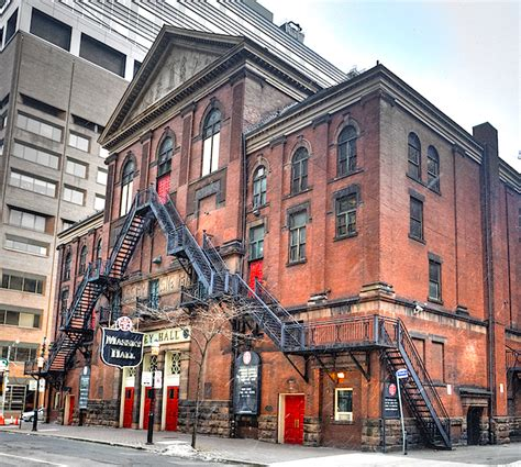 Massey Hall Receives Federal Funding For Revitalization