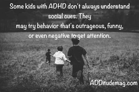 socially immature kids parenting adhd children