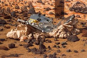 Mars Rover Curiosity's Siblings: A Short History of ...