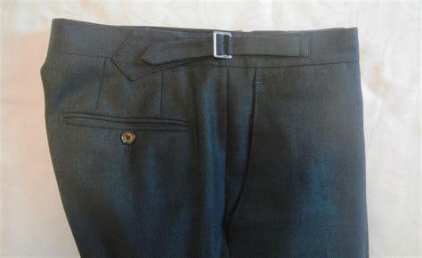 pantalon taille haute avec ou sans ceinture