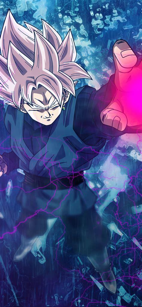 Goku Black Wallpaper Iphone by 1125x2436 Black Goku Iphone Xs Iphone 10 Iphone X Hd 4k