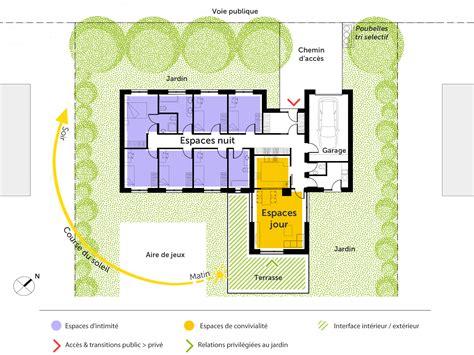 maison 6 chambres plan de maison 6 chambres