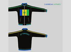 St Vincent & the Grenadines Flag Jacket – CARIBBEAN APPAREL™
