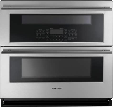 monogram zetdjss   electric single double wall oven  wifi connect  cu ft