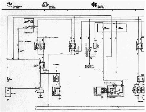 toyota mr2 ecu wiring diagram