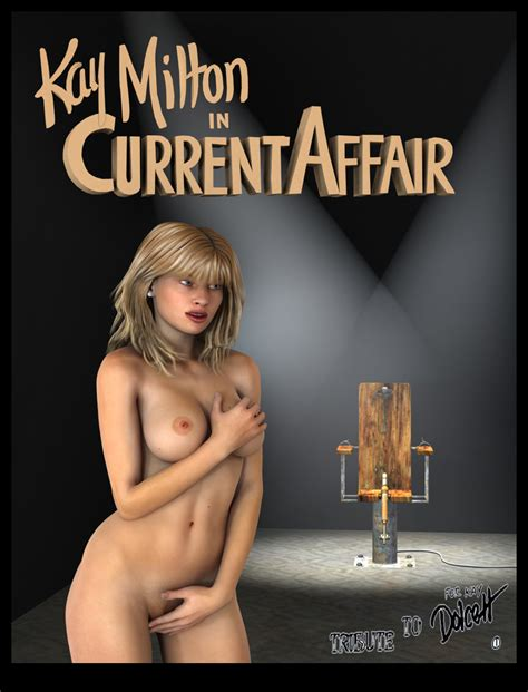 Dolcett Kay Milton In Current Affair