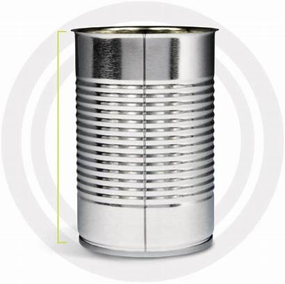 Metal Cans Steel Containers Container Silgan Clipart