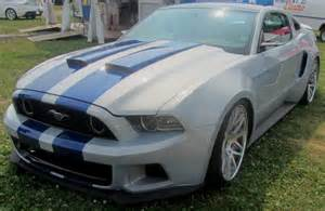 Need for Speed Movie Mustang