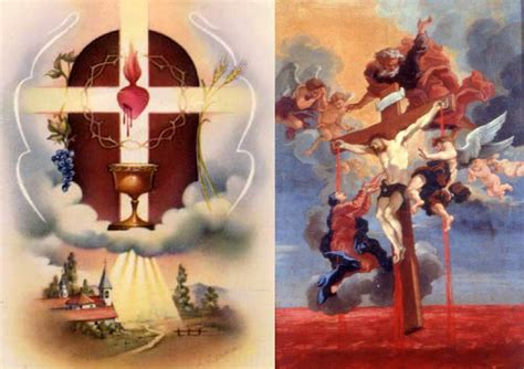 Chaplet Of The Most Precious Blood  7 Mysteries Prayers