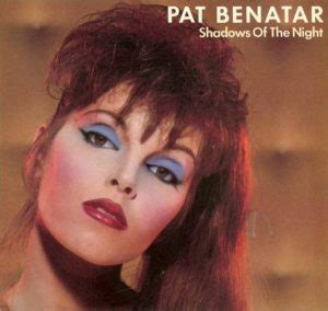 'Shadows of the Night,' Pat Benatar - Hooks and Harmony